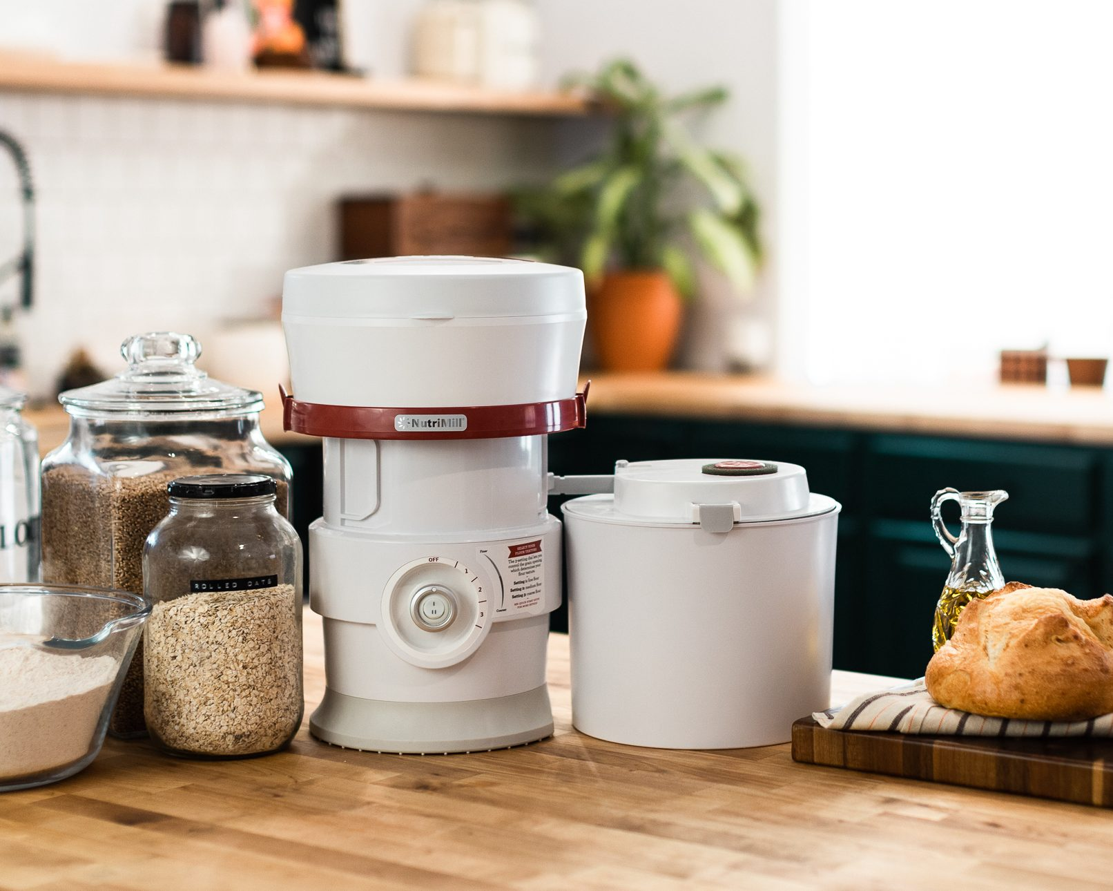 NturiMill Plus Grain Mill